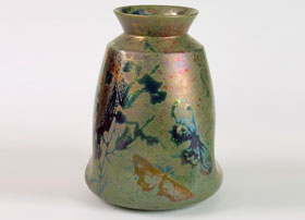Massier-and-Levy-Iridescent-Vase