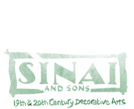 Sinai and sons sketch logo